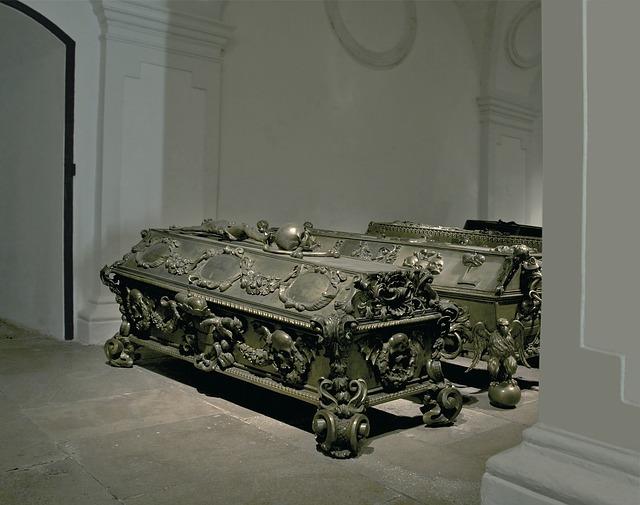 maria theresia sarkofág