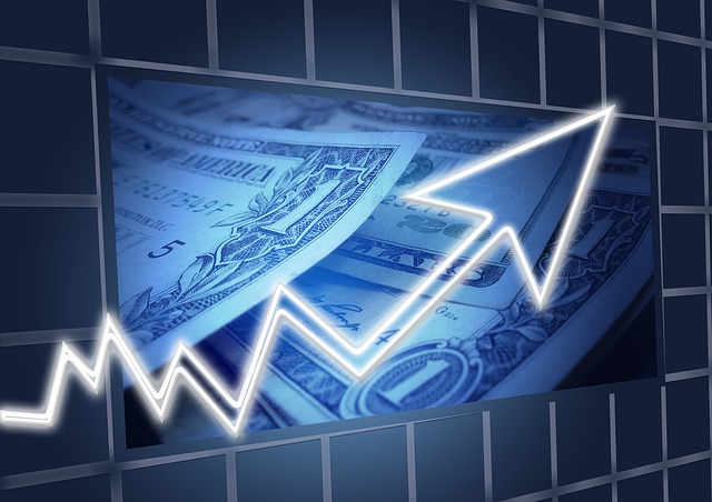 růst dolaru